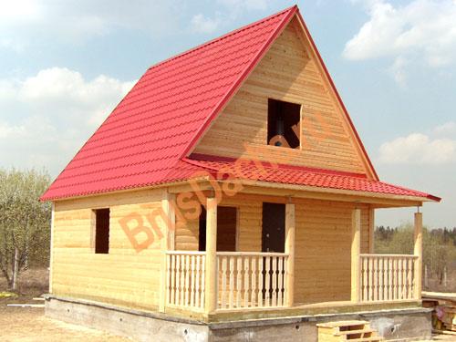 Строительство дач под ключ Проекты, цены